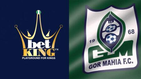 Gor Mahia officials deny duping allegations from BetKing