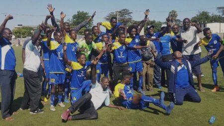 Joy as Coast Stima FC secure a new sponsor