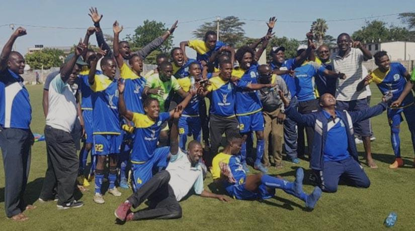Joy as Coast Stima FC secure a new sponsor
