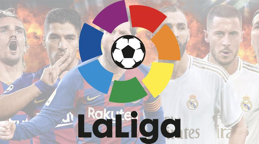 Barca's hope for third consecutive La Liga title slips as Real Madrid needs only two points in the two remaining games