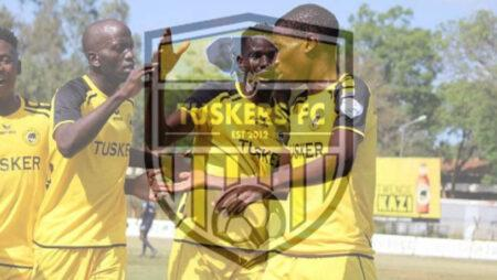 Tusker determined to give strength to the youth team