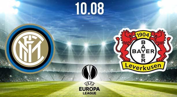 Inter Milan vs Bayer Leverkusen Preview Prediction: UEL Match on 10.08.2020