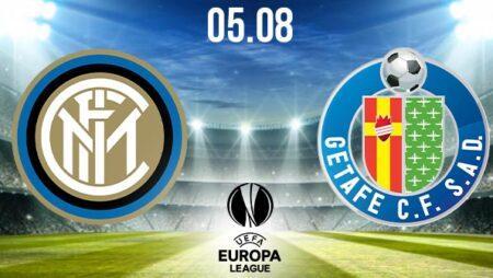 Inter Milan vs Getafe Preview Prediction: UEL Match on 05.08.2020