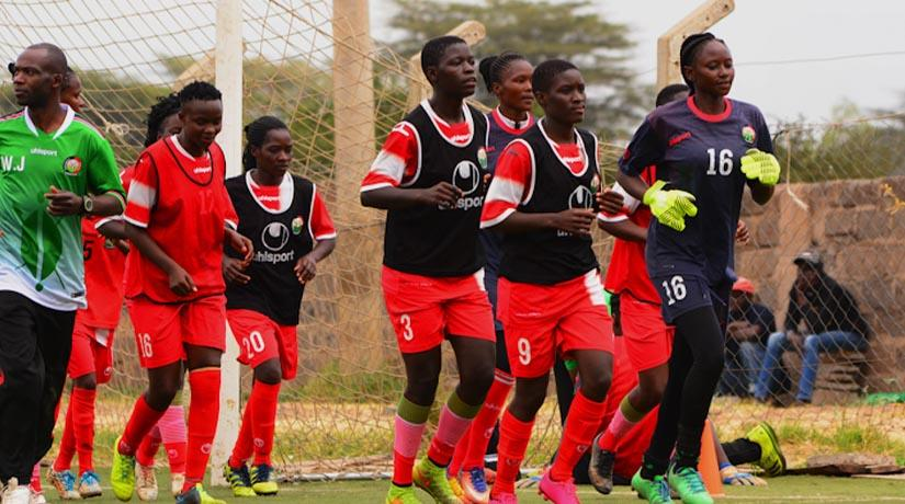Starlets goalie Judith Osimbo eager to cement her place at the national team