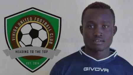 Luvanda targets to push Vihiga United back to Kenya Premier League