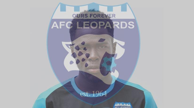 Mulili, Leopards youngster first appearance next season