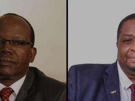 FKF top seat aspirants Nyamweya and Mwachiro demand the body to ensure credibility in the upcoming election
