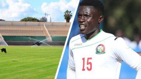 Kamura; Long-awaited return to Nyayo Stadium