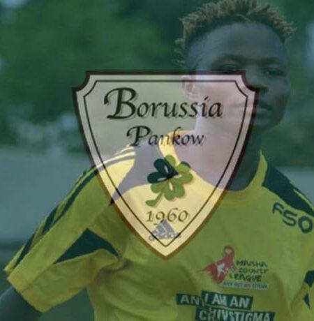 David Ouma applauds striker Awuor's move to Europe