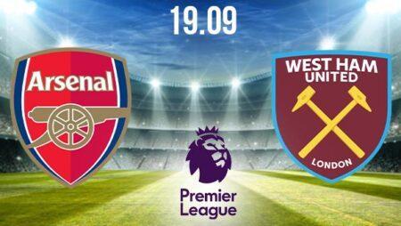 Arsenal vs West Ham Prediction: Premier League Match on 19.09.2020
