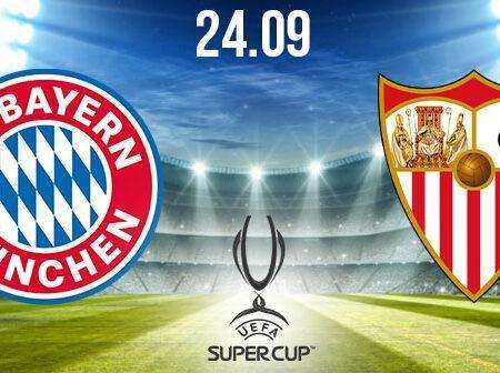 Bayern Munich vs Sevilla Prediction: UEFA Match on 24.09.2020