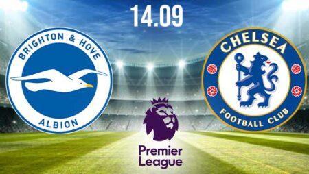 Brighton vs Chelsea Prediction: Premier League Match on 14.09.2020