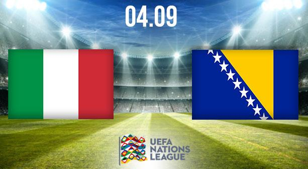 Italy vs Bosnia Herzegovina Preview Prediction: Nations League Match on 04.09.2020