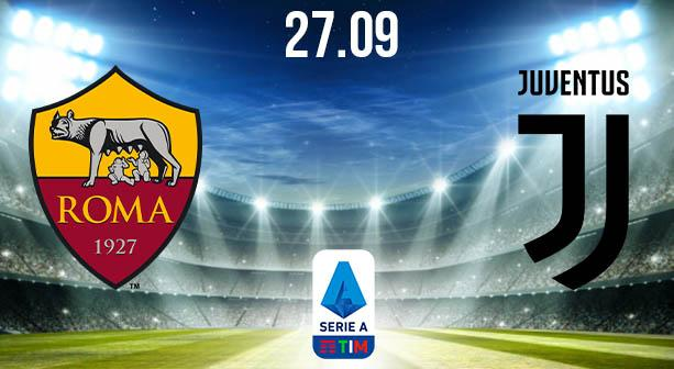 AS Roma vs Juventus Prediction: Serie A Match on 27.09.2020