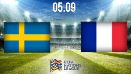 Sweden vs France Preview Prediction: Nations League Match on 05.09.2020