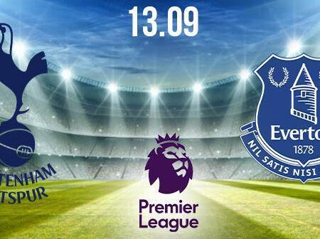 Tottenham vs Everton Prediction: Premier League Match on 13.09.2020