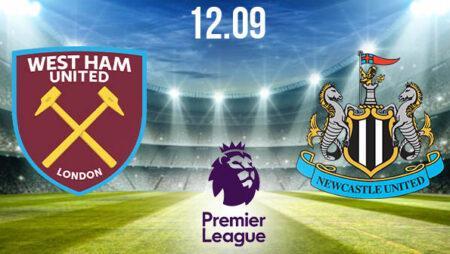 West Ham vs Newcastle United Prediction: Premier League Match on 12.09.2020