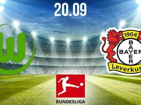 Wolfsburg vs Bayer Leverkusen Prediction: Bundesliga Match on 20.09.2020