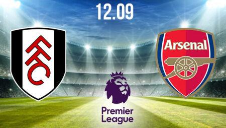 Fulham vs Arsenal Preview Prediction: Premier League Match on 12.09.2020