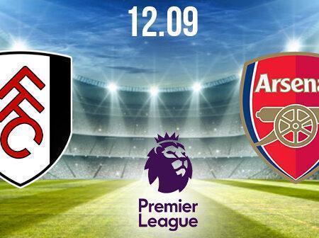 Fulham vs Arsenal Preview Prediction: Premier League Match on 12.09.2020