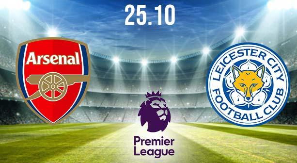 Arsenal vs Leicester City Prediction: Premier League Match on 25.10.2020