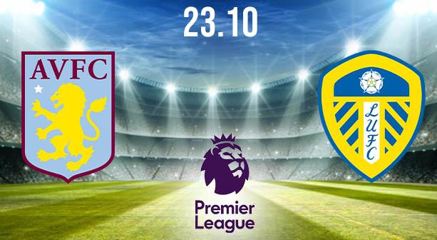 Aston Villa vs Leeds United Prediction: Premier League Match on 23.10.2020