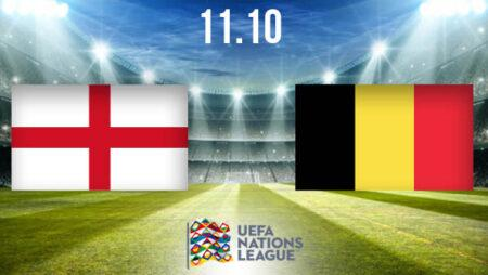 England vs Belgium Prediction: Nations League Match on 11.10.2020