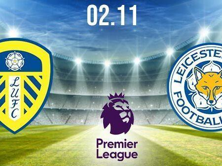 Leeds United vs Leicester City Prediction: Premier League Match on 02.11.2020