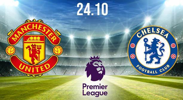Manchester United vs Chelsea Prediction: Premier League Match on 24.10.2020