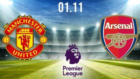 Manchester United vs Arsenal Prediction: Premier League Match on 01.11.2020