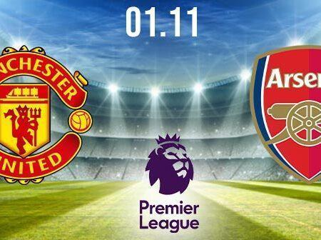 Manchester United vs Arsenal Prediction: Premier League Match on 01.11.2020