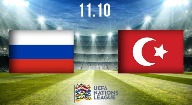 Russia vs Turkey Prediction: Nations League Match on 11.10.2020