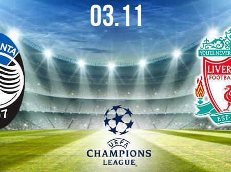 Atalanta vs Liverpool Prediction: UEFA Match on 03.11.2020