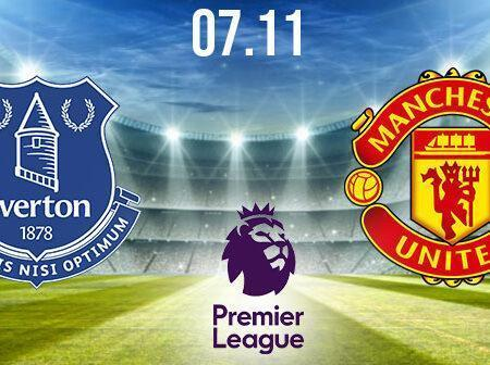 Everton vs Manchester United Prediction: Premier League Match on 07.11.2020
