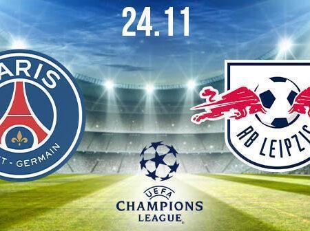 PSG vs RB Leipzig Prediction: UEFA Champions League Match on 24.11.2020