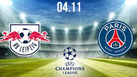 RB Leipzig vs PSG Prediction: UEFA Champions League Match on 04.11.2020