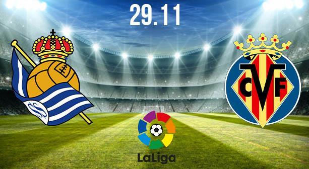 Real Sociedad vs Villareal Preview and Prediction: La Liga Match on 29.11.2020