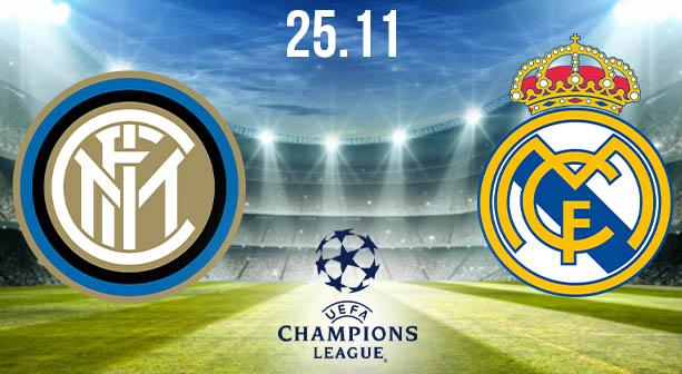 Inter Milan vs Real Madrid Prediction: UEFA Champions League Match on 25.11.2020