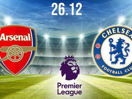 Arsenal vs Chelsea Preview and Prediction: Premier League Match on 26.12.2020