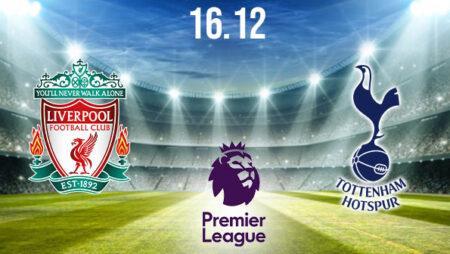 Liverpool vs Tottenham Preview and Prediction: Premier League Match on 16.12.2020