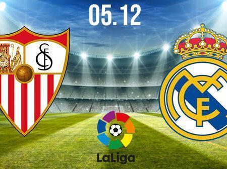 Sevilla vs Real Madrid Preview and Prediction: La Liga Match on 05.12.2020