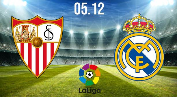 Sevilla vs Real Madrid Preview and Prediction: La Liga Match on 05.12.2020