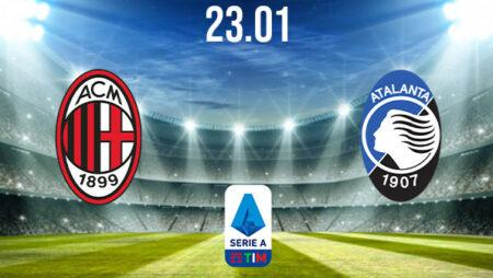 AC Milan vs Atalanta Preview and Prediction: Serie A Match on 23.01.2021