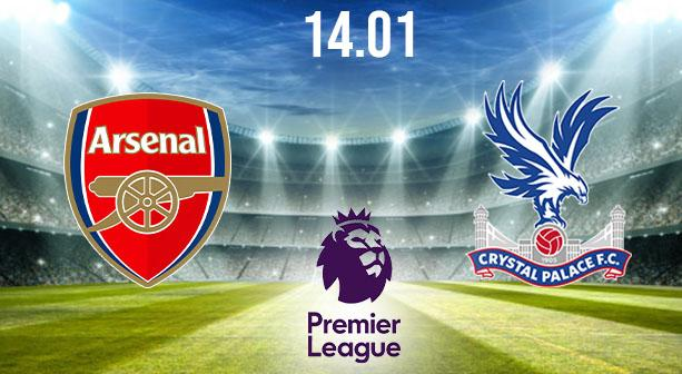 Arsenal vs Crystal Palace Preview and Prediction: Premier League Match on 14.01.2021