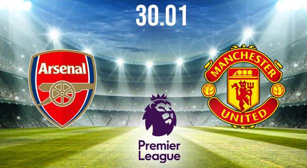 Arsenal vs Manchester United Preview and Prediction: Premier League Match on 30.01.2021