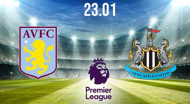 Aston Villa vs Newcastle United Preview and Prediction: Premier League Match on 23.01.2021