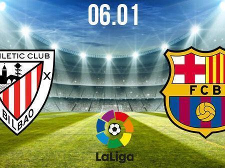 Athletic Bilbao vs Barcelona Preview and Prediction: La Liga Match on 06.01.2021