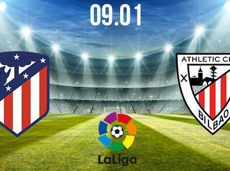 Atletico Madrid vs Athletic Bilbao Preview and Prediction: La Liga Match on 09.01.2021