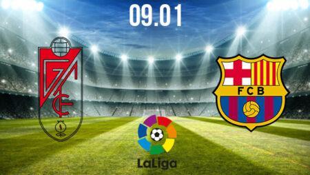 Granada vs Barcelona Preview and Prediction: La Liga Match on 09.01.2021