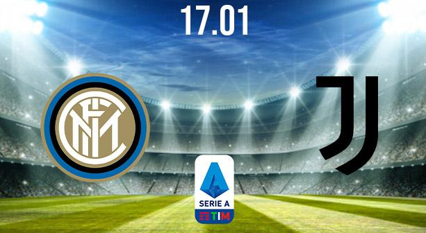 Inter Milan vs Juventus Preview and Prediction: Serie A Match on 17.01.2021